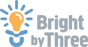 Bright by Three logo