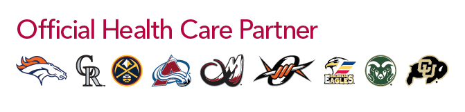 UCHealth health care partner logos