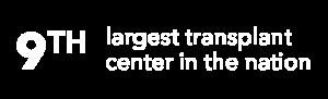 9th largest transplant center | UCHealth