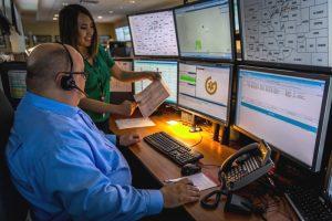 UCHealth LifeLine communications center