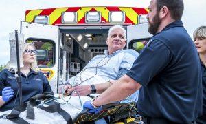 UCHealth EMS event response crew