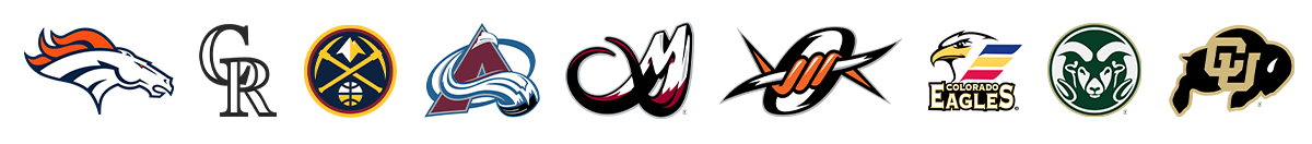 UCHealth pro collegiate sports logo