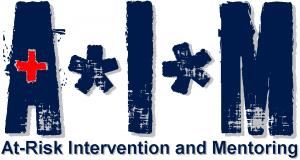 AIM program logo