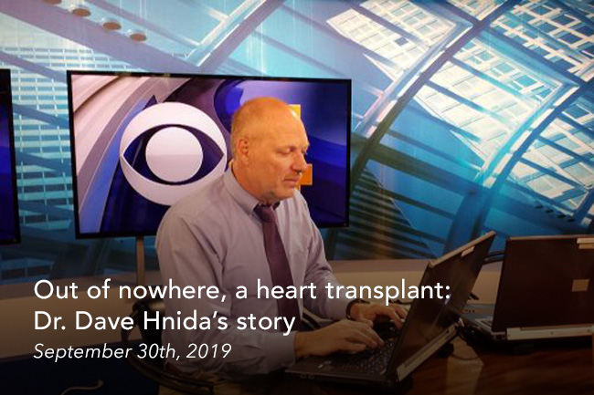 Heart Health Month Dr Dave Heart Story