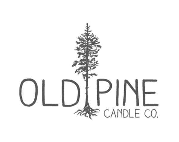 Old Pine Candle Co Logo