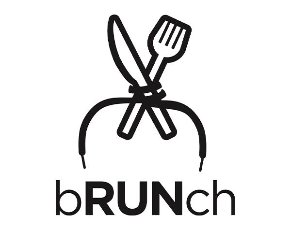 Brunch Running Logo