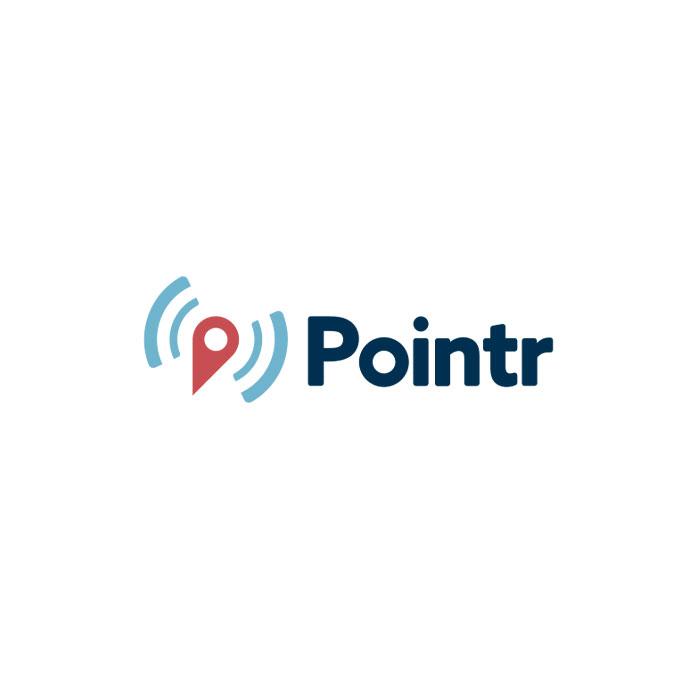 Pointr logo