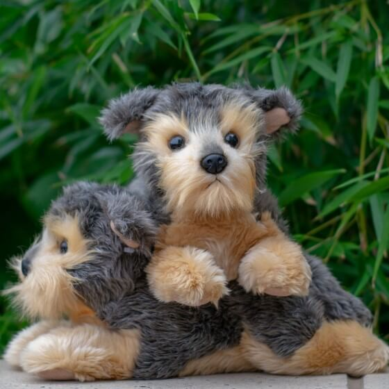 UCH Gift Shop - Stuffed Animal Dogs