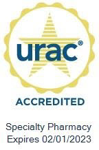 URAC accreditation badge