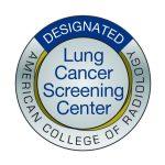 ACR lung cancer screening logo