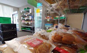 FMC food pantry interior
