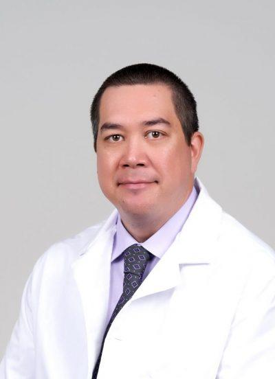Photo of Kenneth Morris, MD, PhD