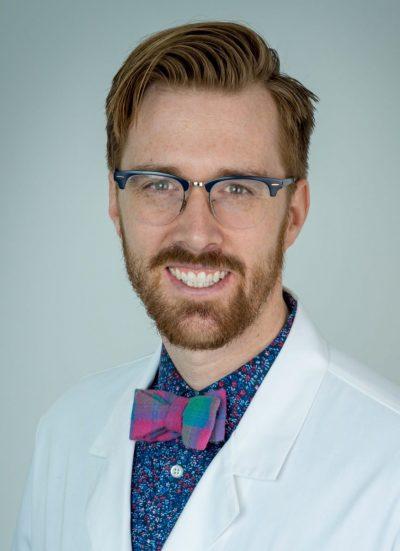 Photo of Jordan Harrison, MD, MPH