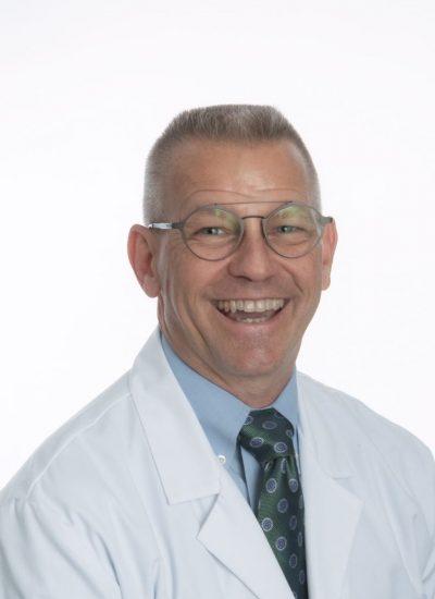 Photo of Paul Harkins, MD, PhD