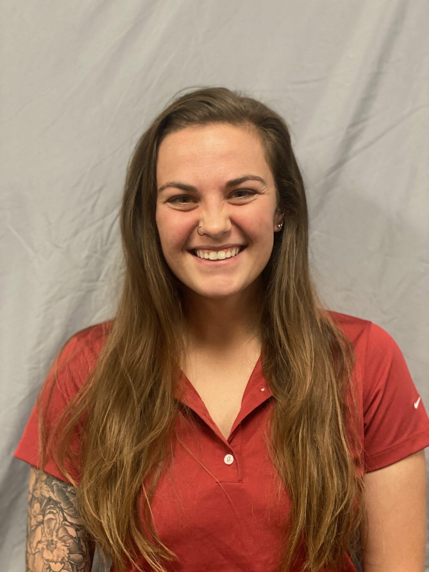 Photo of Emily Weaver CSCS, ATC,