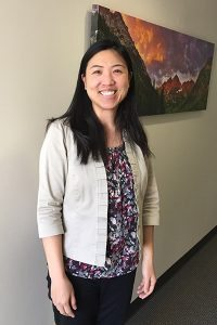 Geriatrician Hillary Lum, MD, PhD, assistant professor of medicine at the University of Colorado School of Medicine's Division of Geriatric Medicine, helps seniors plan for their future.