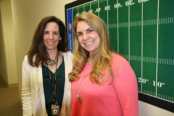 Living Kidney Donation Heidi Monroe and Jamie Berry