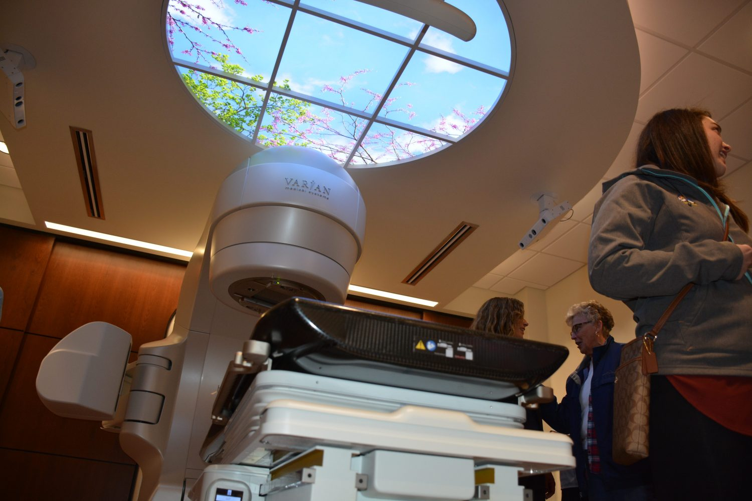 Radiation Oncology center open house