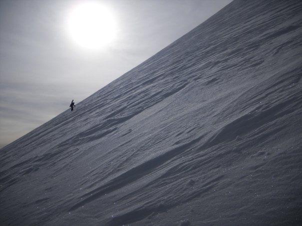Jamapa Glacier