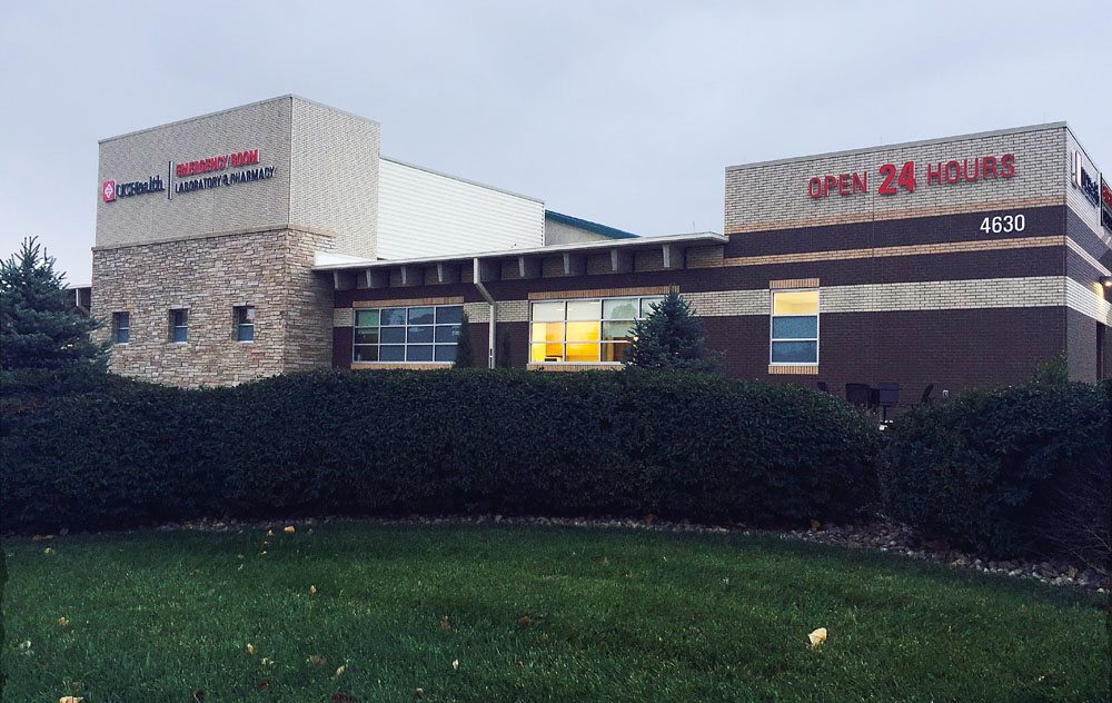 UCHealth Emergency Room in Fort Collins