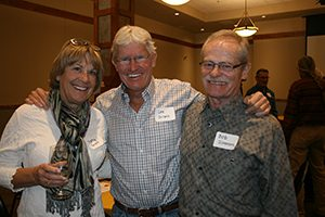Mrs. Patty Grant, Dr. Lee Grant, Dr. Bob Simmons