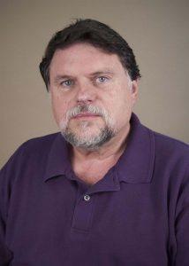 Headshot of Dr. Robert Slover