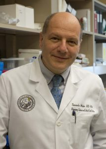 Fernando Holguin, MD, MPH, the UCH Center for Lungs and Breathing's new asthma chief.