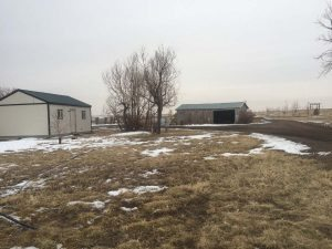 Kelley's homestead, where she lives life anew. Photos courtesy Shannon Kelley.