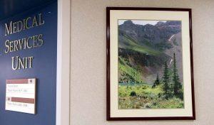 Photograph of a local Colorado mountain scene.
