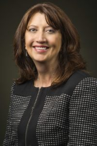 This is a photo of UCHealth's Chief Human Resources Officer, Dallis Howard-Crow.