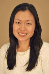 This is a photo of Jennifer Kwak, MD, who has been using Ga 68 for UCHealth neuroendocrine cancer patients since it became available in January.