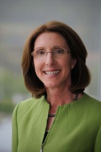 This is a photo of Jean Haynes, UCHealth's chief population health officer.
