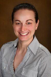 Internist and palliative care specialist Dr. Allison Wolfe is pictured.