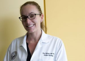 Headshot of Dr. Ana Gleisner.