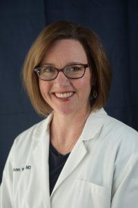 headshot of Dr. Ann Klein