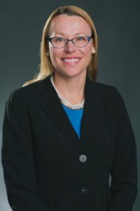 Headshot of Dr. Jennifer Wiler