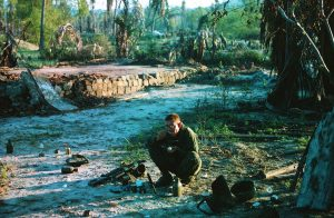 J.D. Hill in Vietnam.
