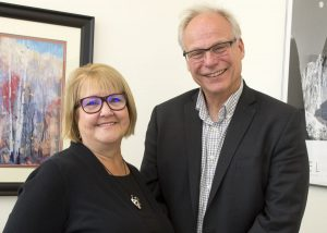Teresa Powell and Thomas Jansson are at the center of the Building Better Babies effort on the Anschutz Medical Campus.