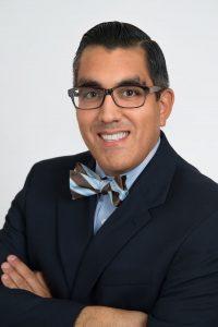 Portraite of Dr. Omid Jazaeri