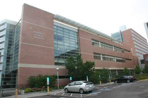 Photo of a building: UCHealth University of Colorado Cancer Clinic