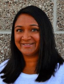 Head shot of Dr. Anju Visweswaraiah
