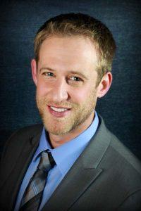 Head shot of Ryan Rohman.