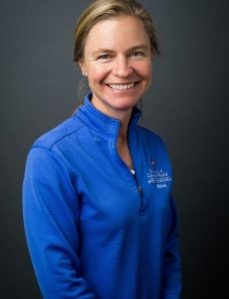 Head shot of UCHealth physical therapist, Maria Borg.