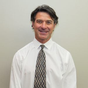 This is a photo of Dr. Ron Famiglietti.