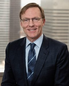 Head shot of Dr. Ted Schlegel, an expert on knee pain.