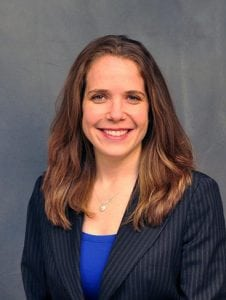 A photo of Dr. Katherine Green