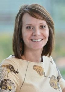 Headshot of Dr. Tricia Huguelet