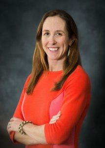 This is a photo of Dr. Laura Sehnert, an emergency medicine physician at UCHealth Yampa Valley Medical Center.
