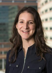 Dr. Natasha Altman leads the CardiAMP trial at UCH.