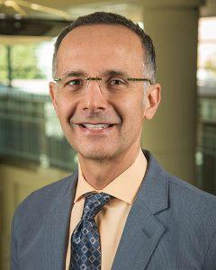 A photo of Dr. Ali Musani